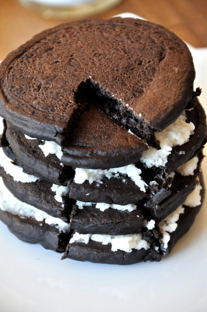 Vegan Oreo Pancakes Minimalist Baker Recipes