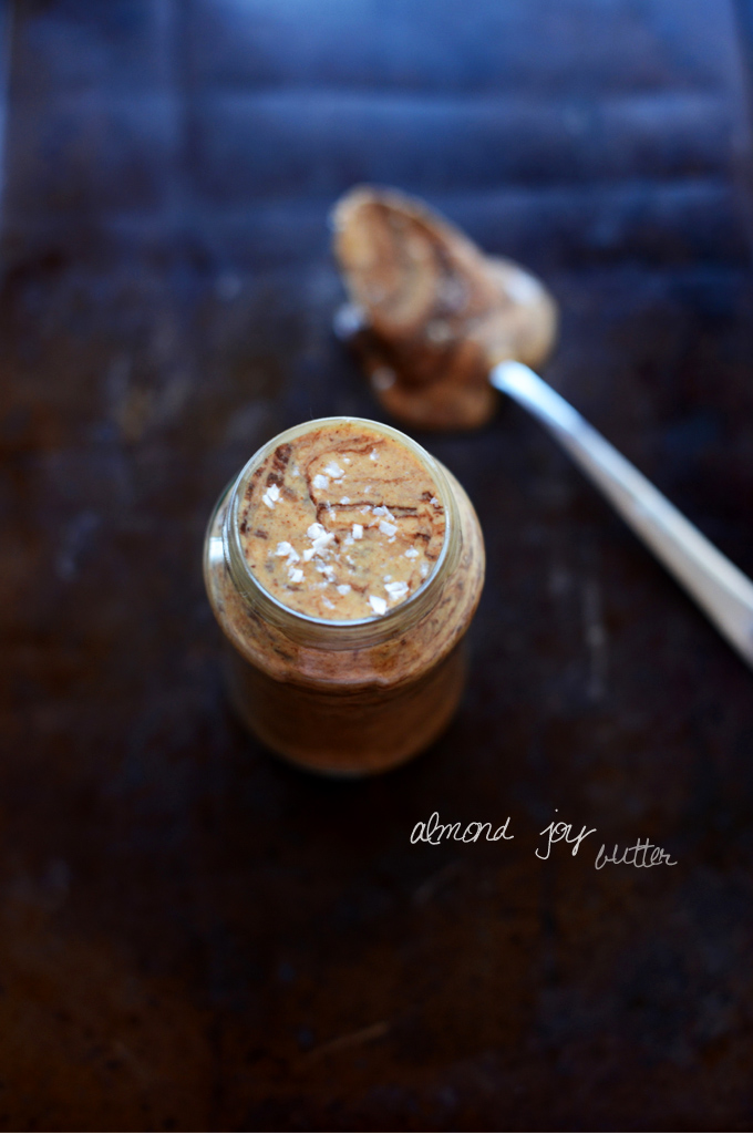 Almond Joy Nut Butter Spread #nutbutter #almondjoy #vegan #glutenfree #minimalistbaker