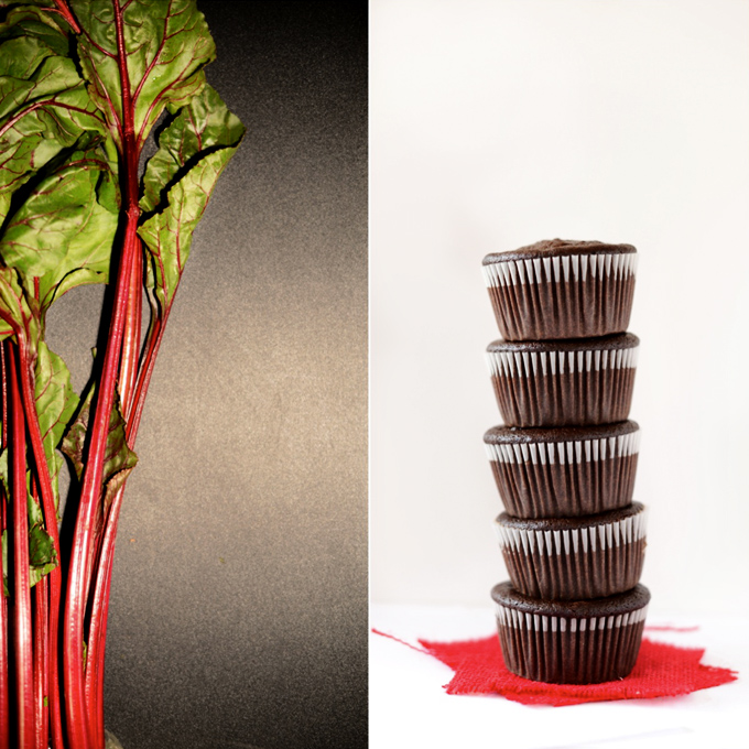 Fudgy Beet Cupcakes | minimalist baker #minimalistbaker