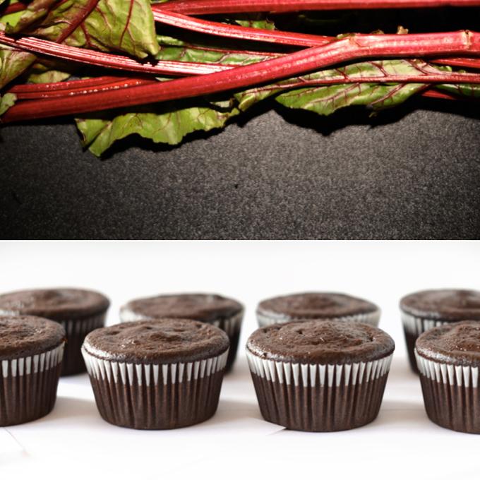 Fudgy Vegan Beet Brownies