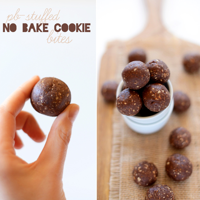 20 Quick and Easy No Bake Squares and Cookies - Becoming Martha