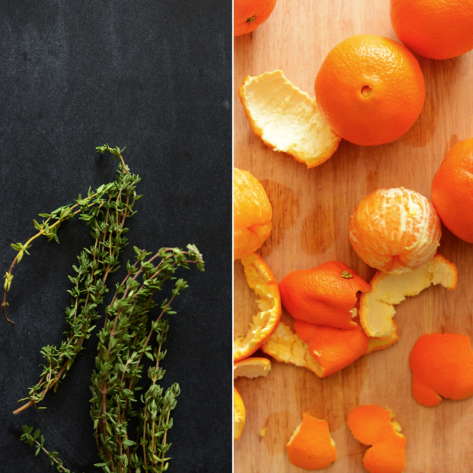 Thyme and Oranges