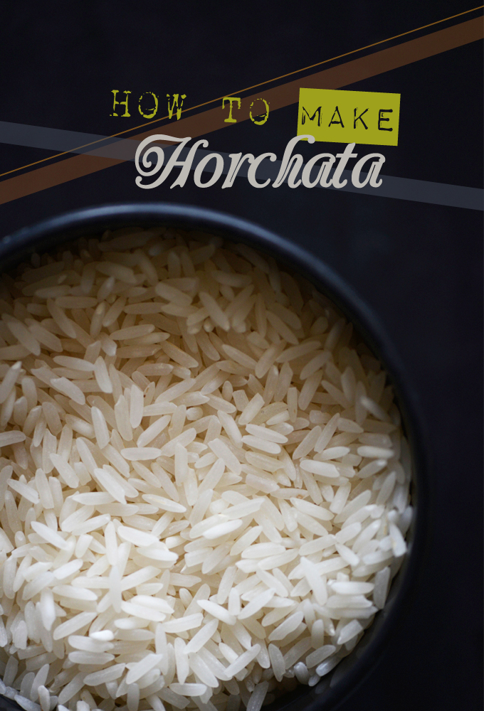 Measuring cup of rice to represent our post on how to make horchata