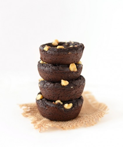 Vegan Gluten-Free Black Bean Brownies