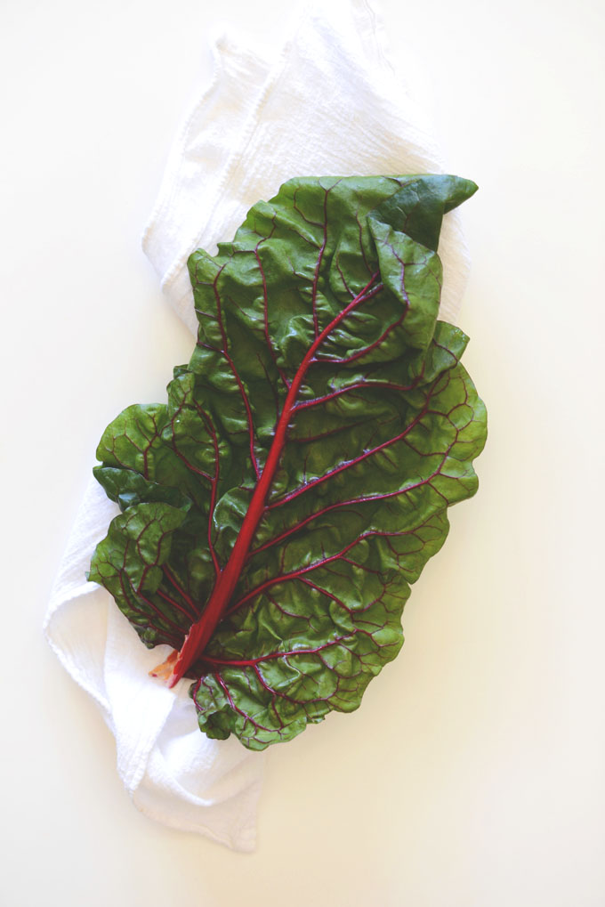 Rainbow Chard Hummus Wraps Minimalist Baker Recipes