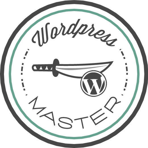 Wordpress master logo