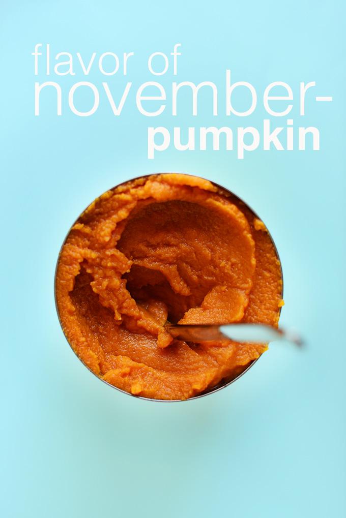 Flavor of November