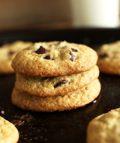 Soft & Chewy Gluten-Free Chocolate Chip Cookies