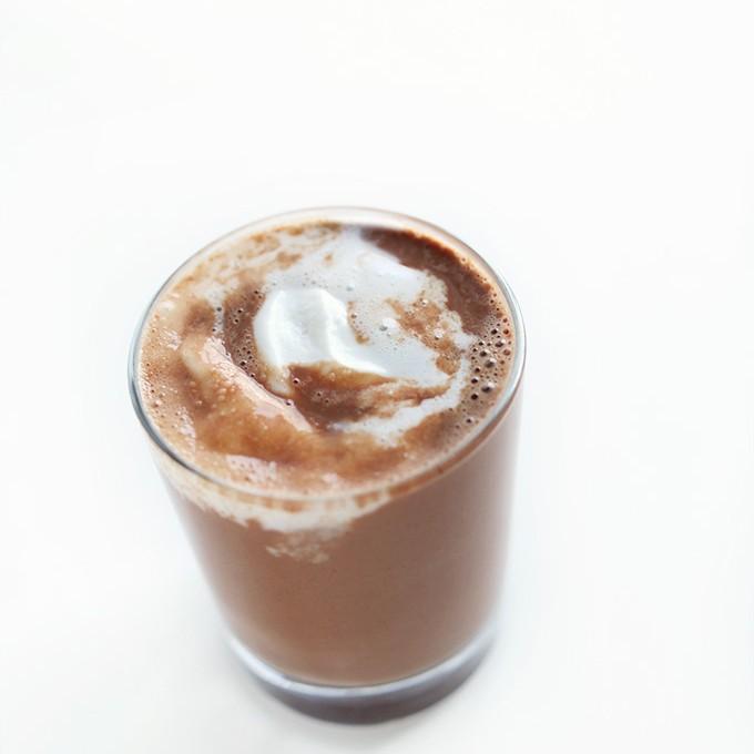 5-Minute Vegan Hot Cocoa