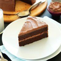 1 Bowl, 1 Hour Vegan Chocolate Cake! So simple yet so moist, fluffy and chocolatey!