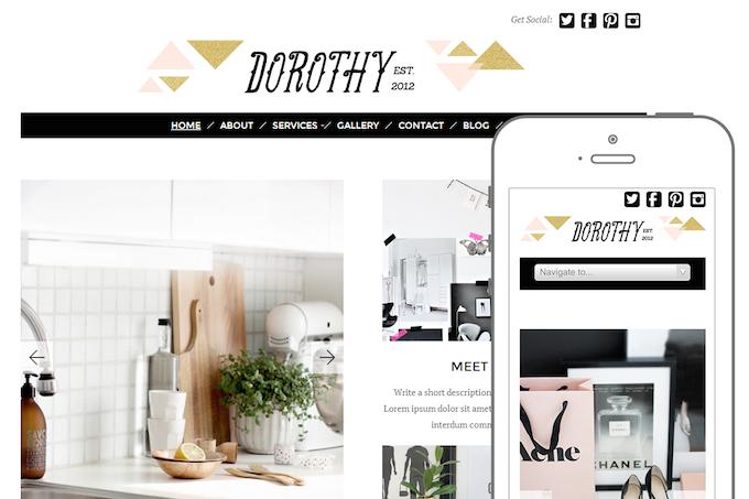 dorothy theme
