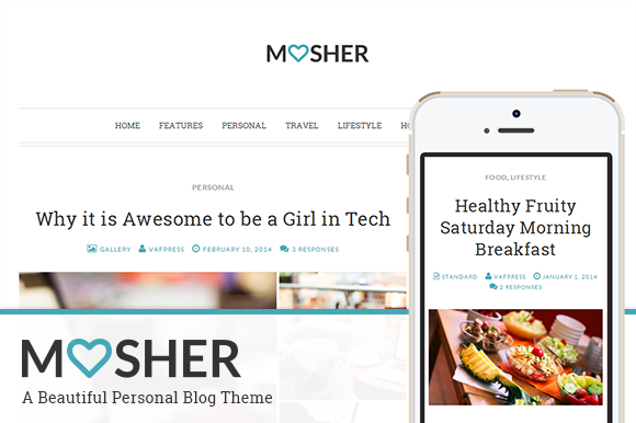 mosher theme
