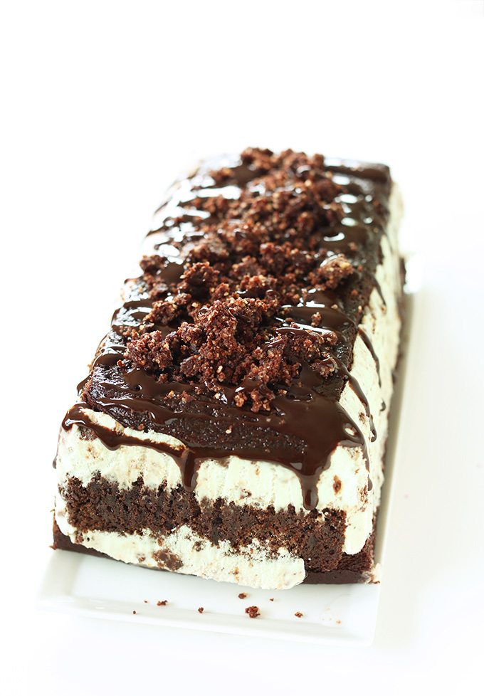 Vegan Dairy Queen Ice Cream Cake