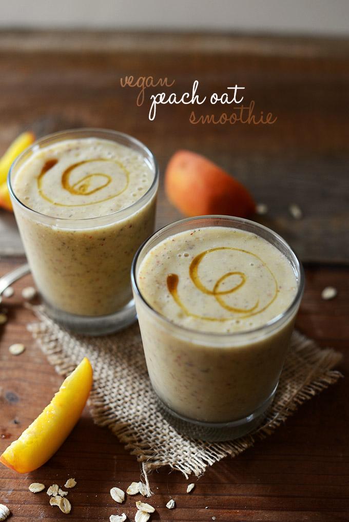 Vegan-Peach-Oat-Smoothie-Minimalist-Baker