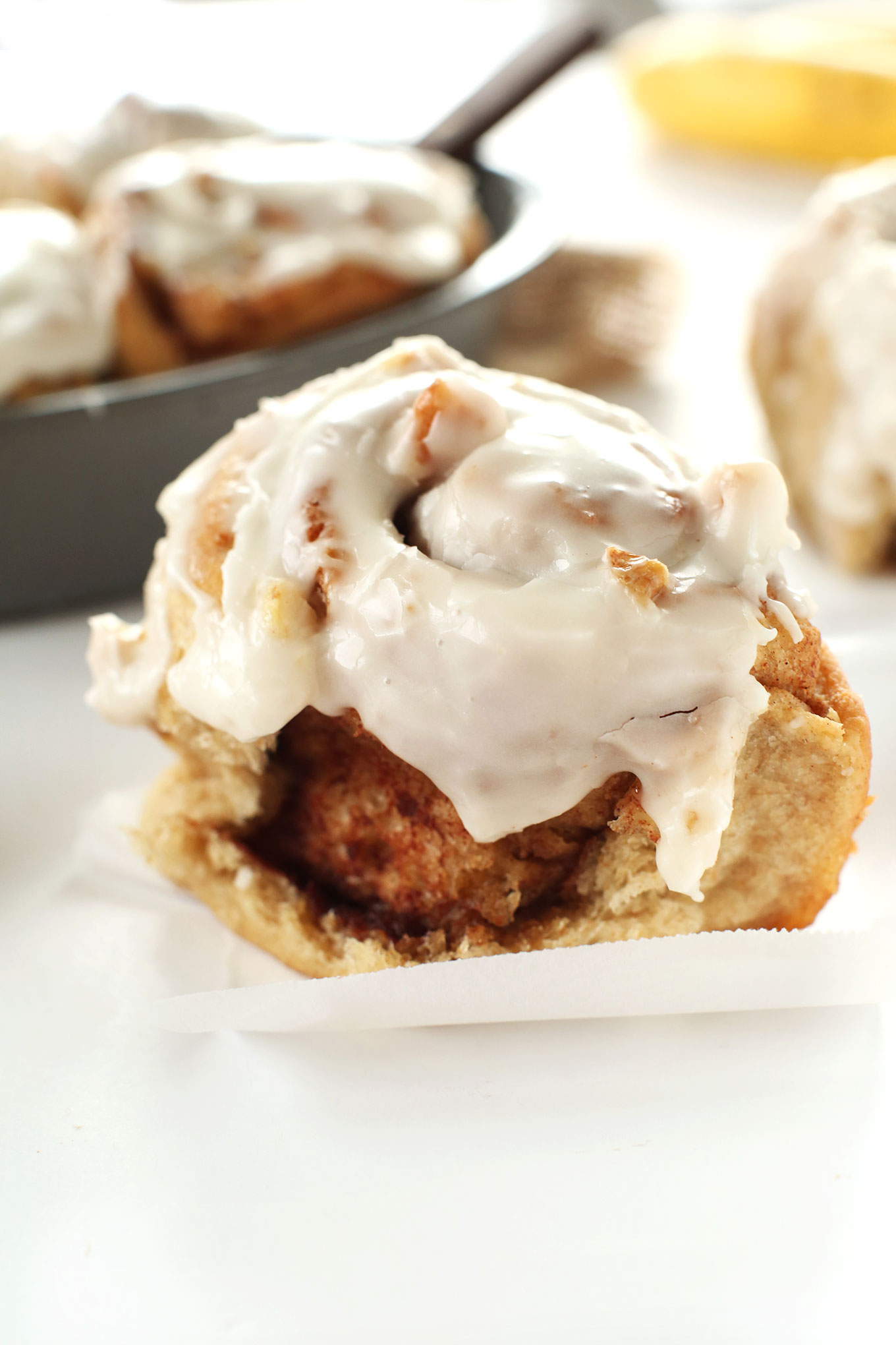 Banana Bread Cinnamon Rolls Minimalist Baker Recipes