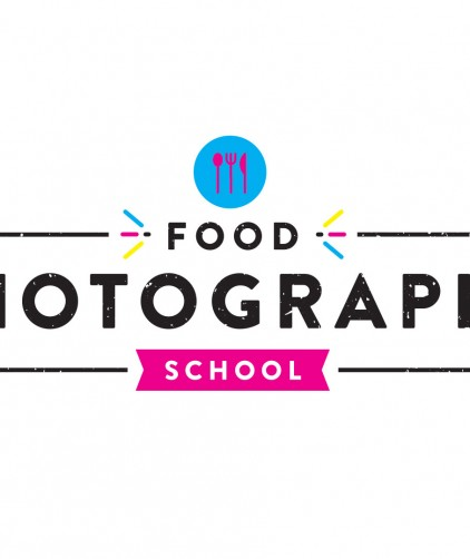 Logo for our Food Photography School program