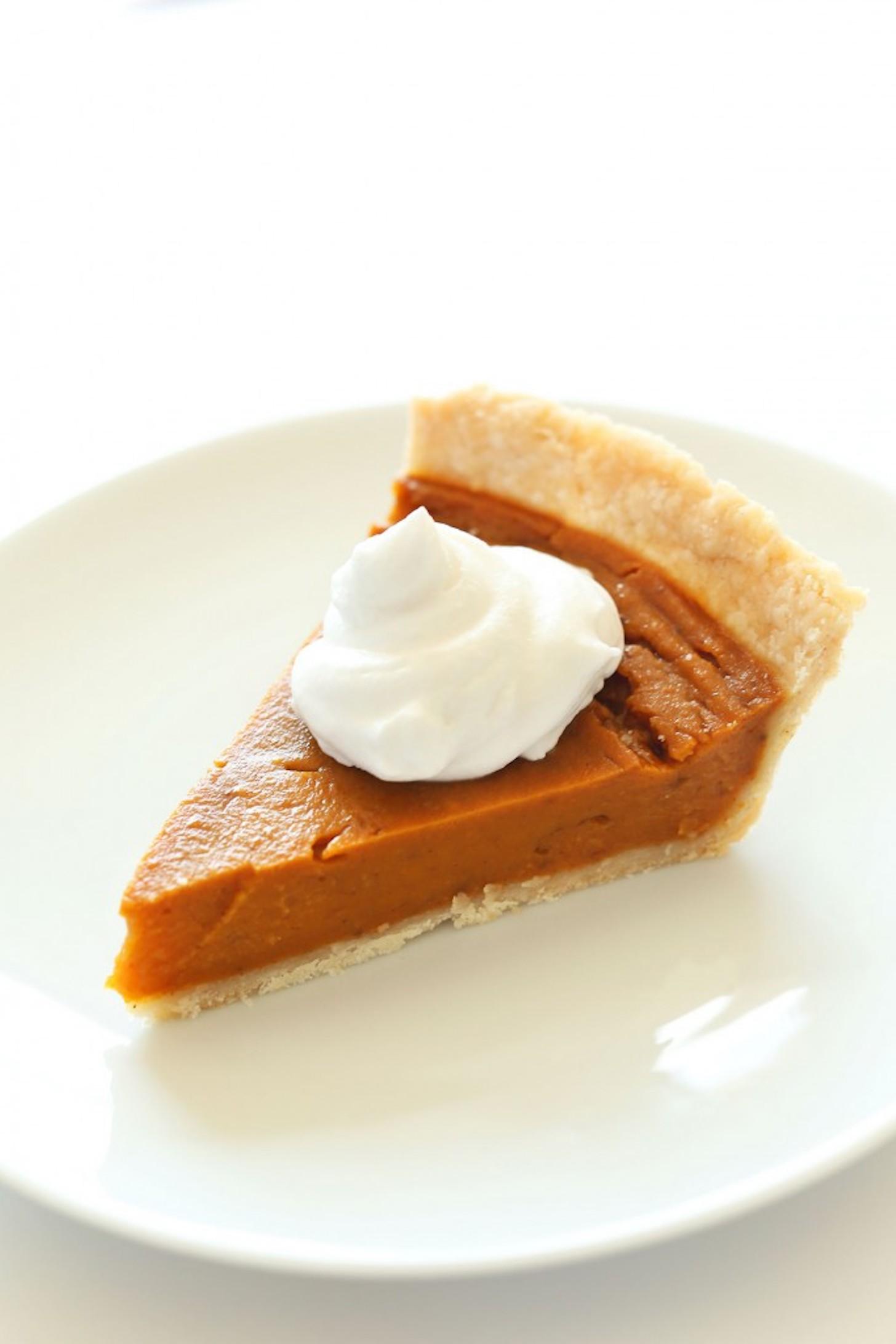best gluten free pie crust for pumpkin pie