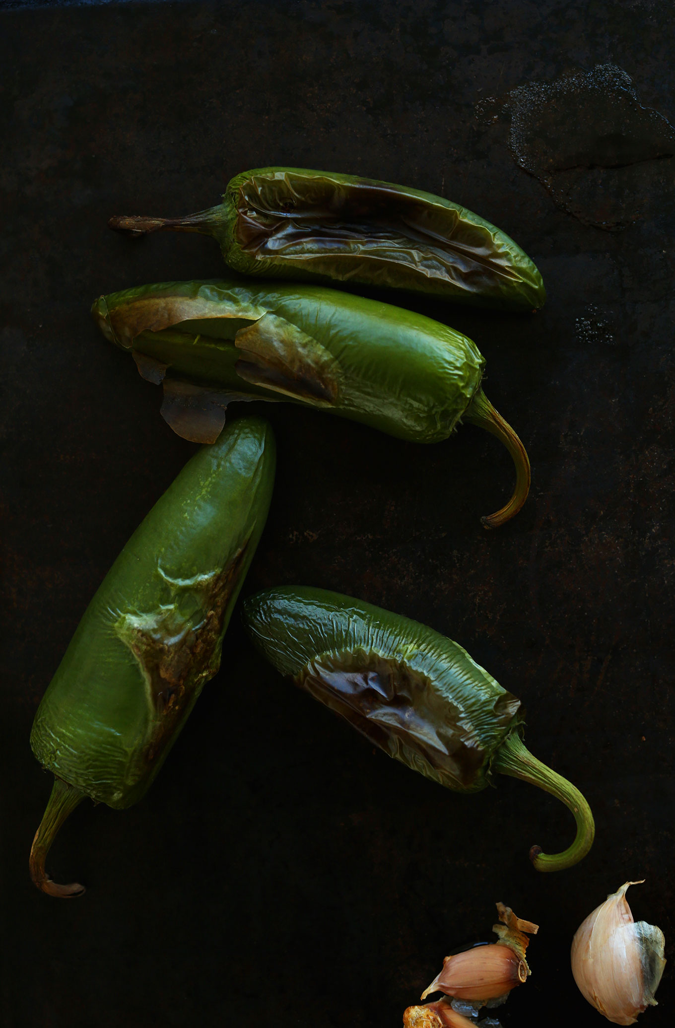 How to Roast Jalapeno Peppers! #minimalistbaker