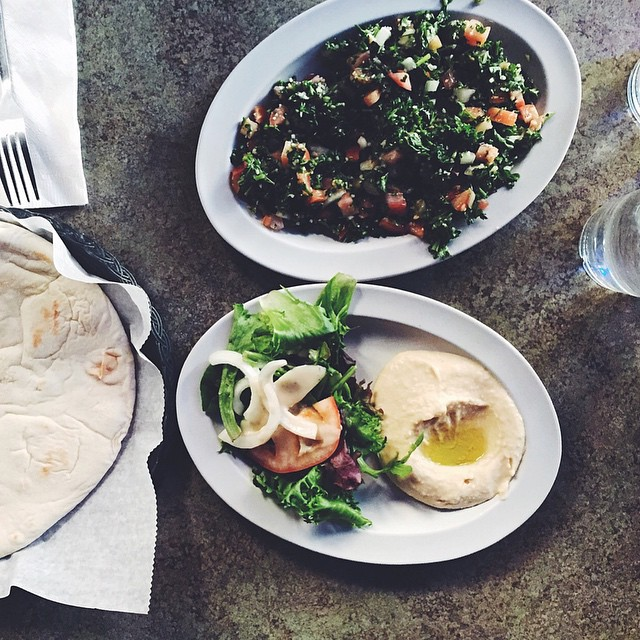 Habibi Portland, OR - Minimalist Baker Dining Guide