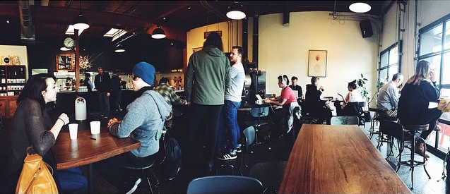 Heart Coffee Roasters Portland, OR - Minimalist Baker Dining Guide