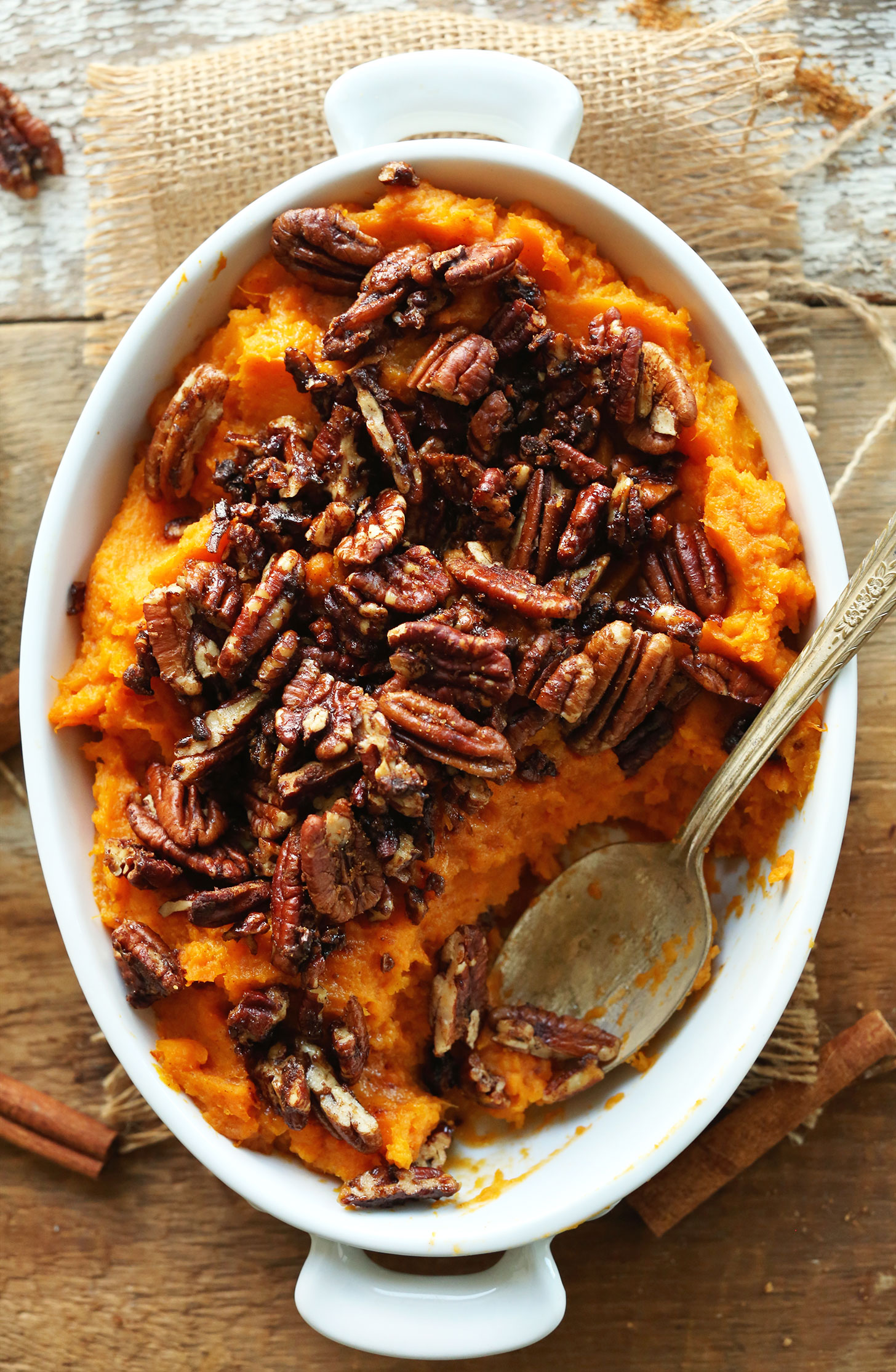 recipe: sweet butternut squash casserole [1]