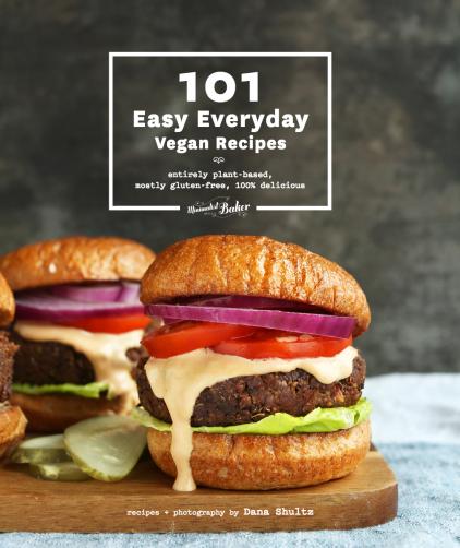 Minimalist Baker's 101 Easy Everyday Vegan Recipes Cookbook