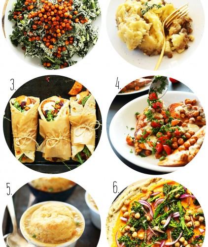 Vegan Thanksgiving Recipe Roundup