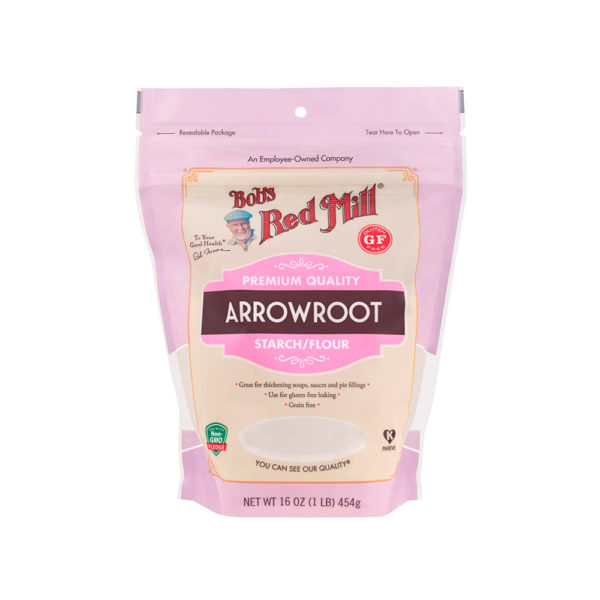 Our favorite brand of arrowroot starch