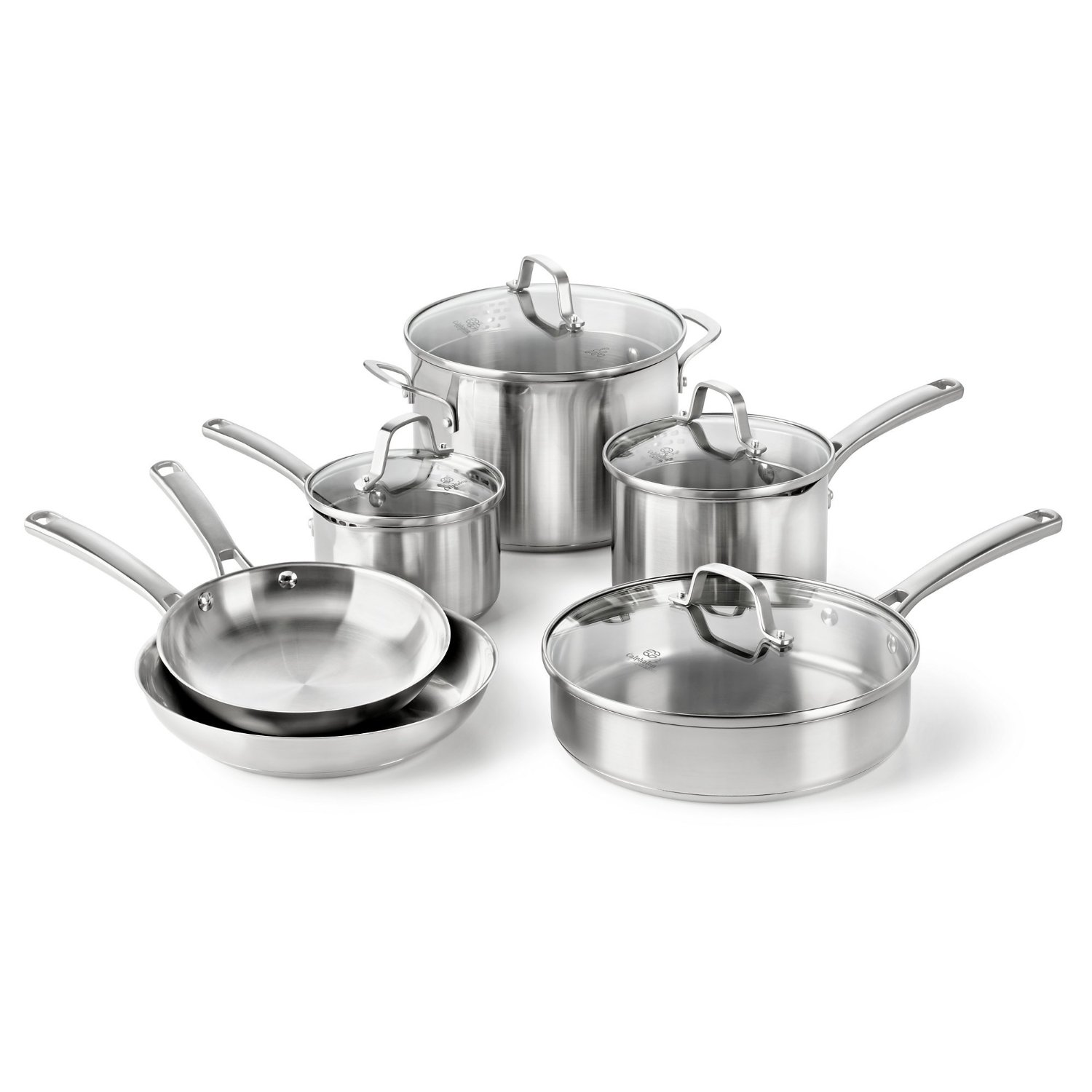 Calphalon Stainless Steel Cookware Set | Minimalist Baker