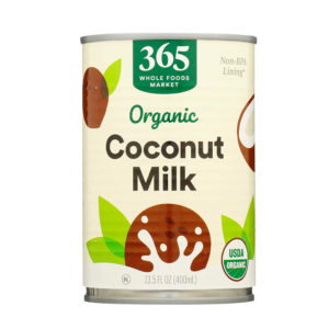 Our favorite brand of coconut milk