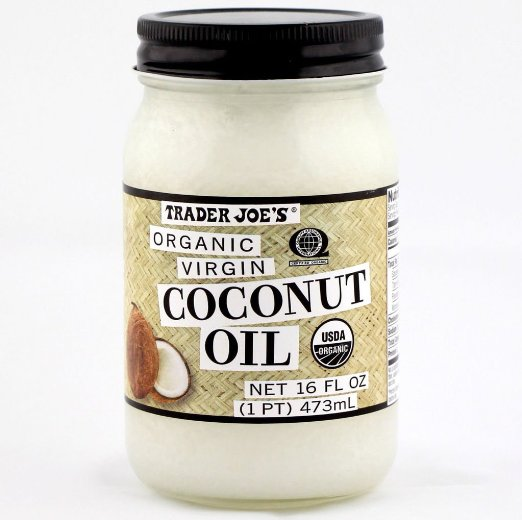 Our favorite brand of coconut oil