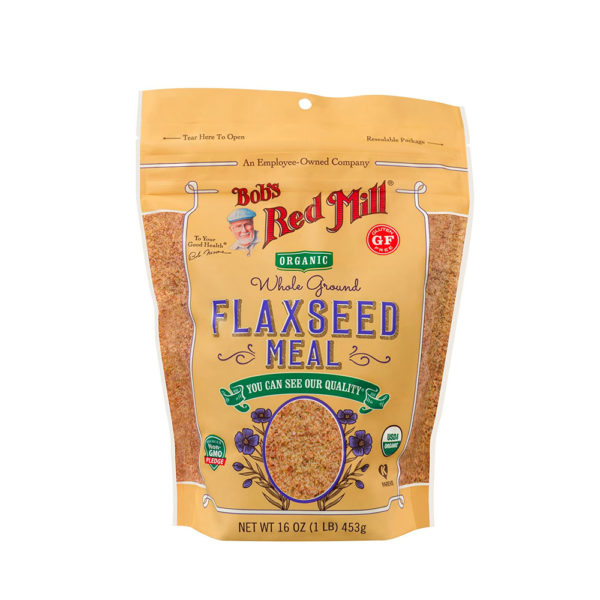 Our favorite flaxseed meal for baking