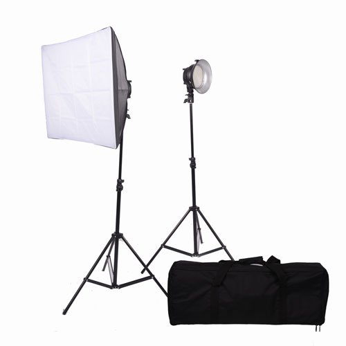 ProMaster LED 2 Light Studio Kit