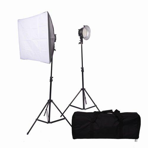 ProMaster LED 2 Light Studio Kit