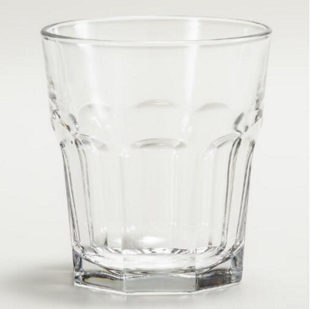 Our favorite short drinking glasses
