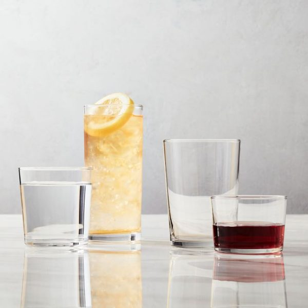 Our favorite tall drinking glasses