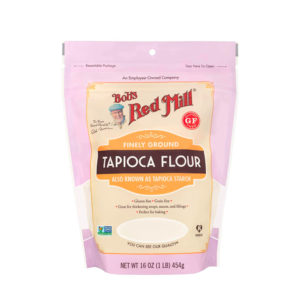 Our favorite brand of tapioca starch