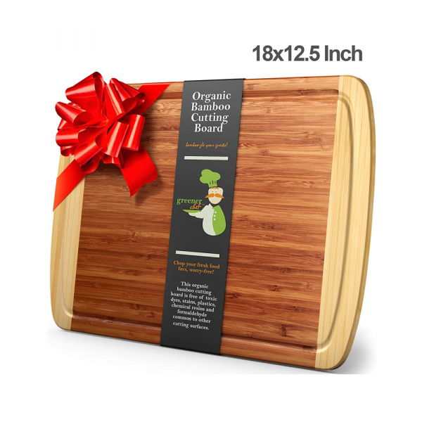 Our favorite wood cutting board