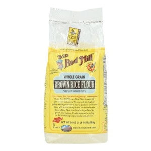 Our favorite brand of brown rice flour