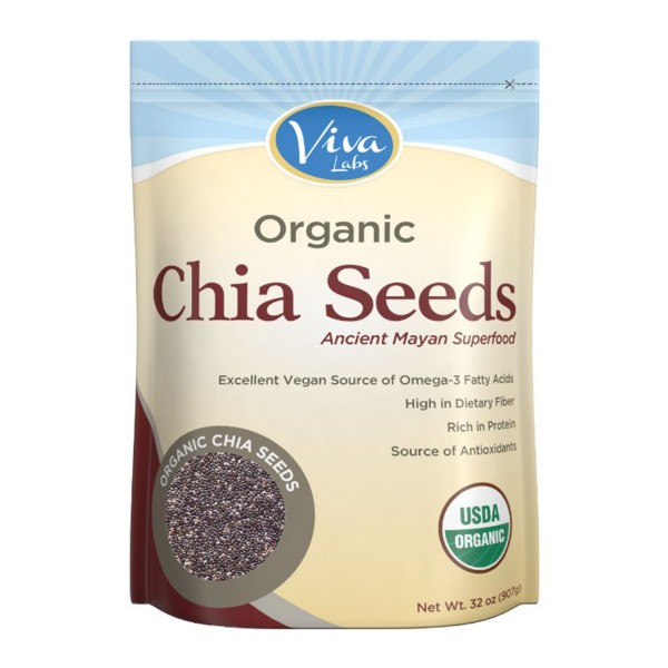Our favorite chia seeds