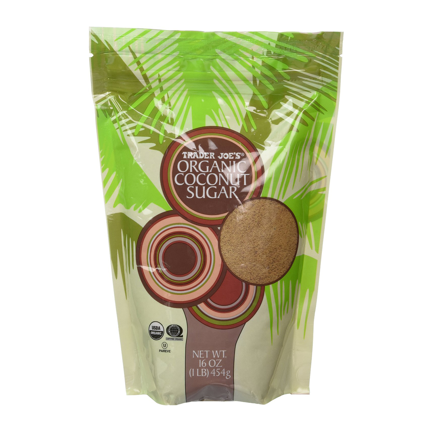 Our favorite brand of coconut sugar