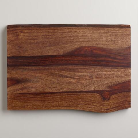 Our favorite wooden cutting board