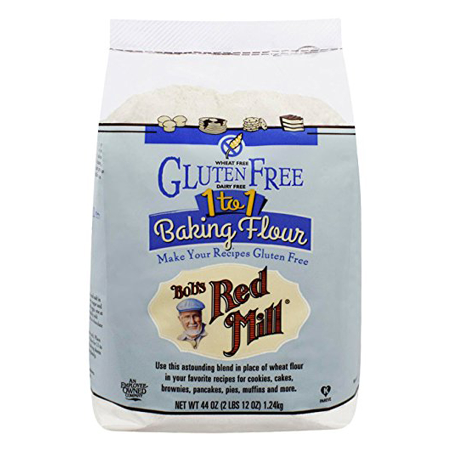 Our favorite store-bought gluten-free flour