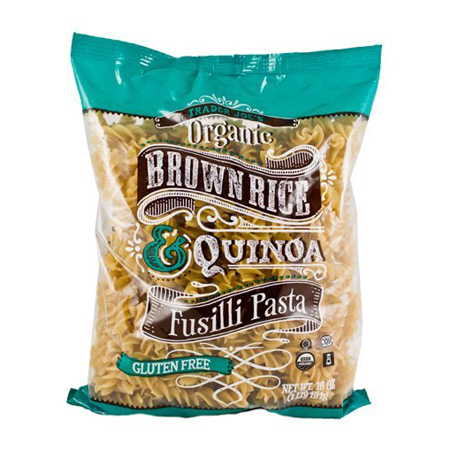 Our favorite brand of gluten-free pasta