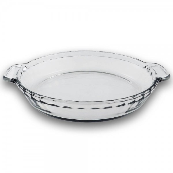 Our favorite glass pie dish