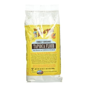 Our favorite brand of tapioca flour