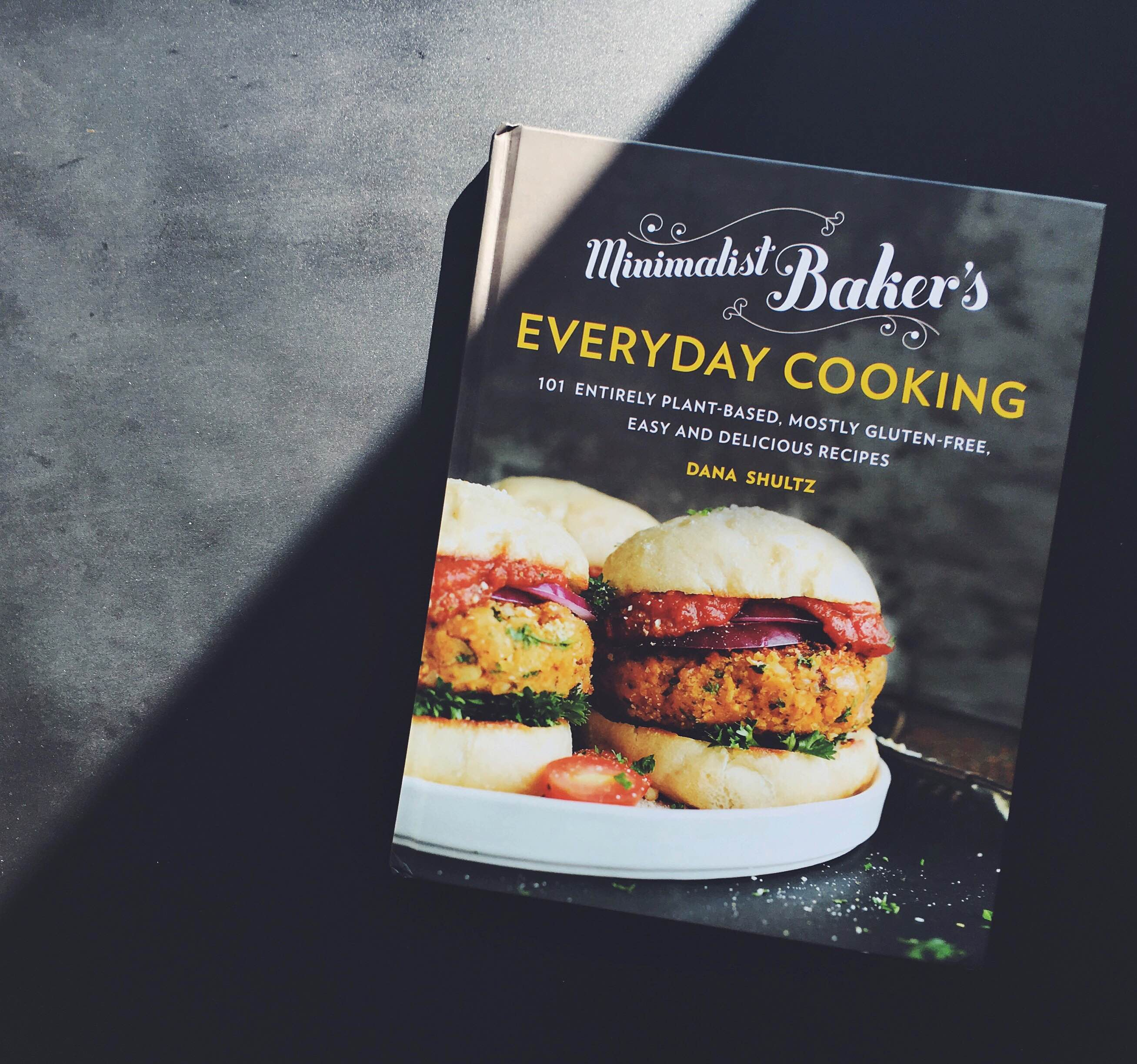 Minimalist Baker's Everyday Cooking Cookbook