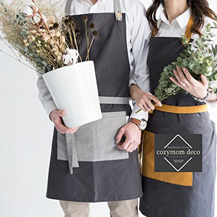 Our favorite organic aprons