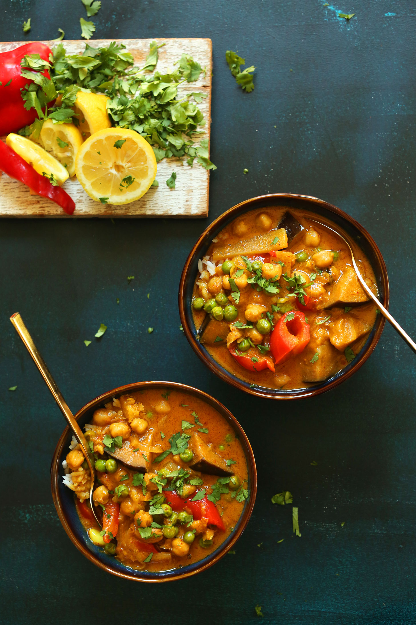 Coconut red chickpea curry minimalist baker recipes vegetable coconut red chickpea curry 1 pot simple so flavorful vegan forumfinder Gallery