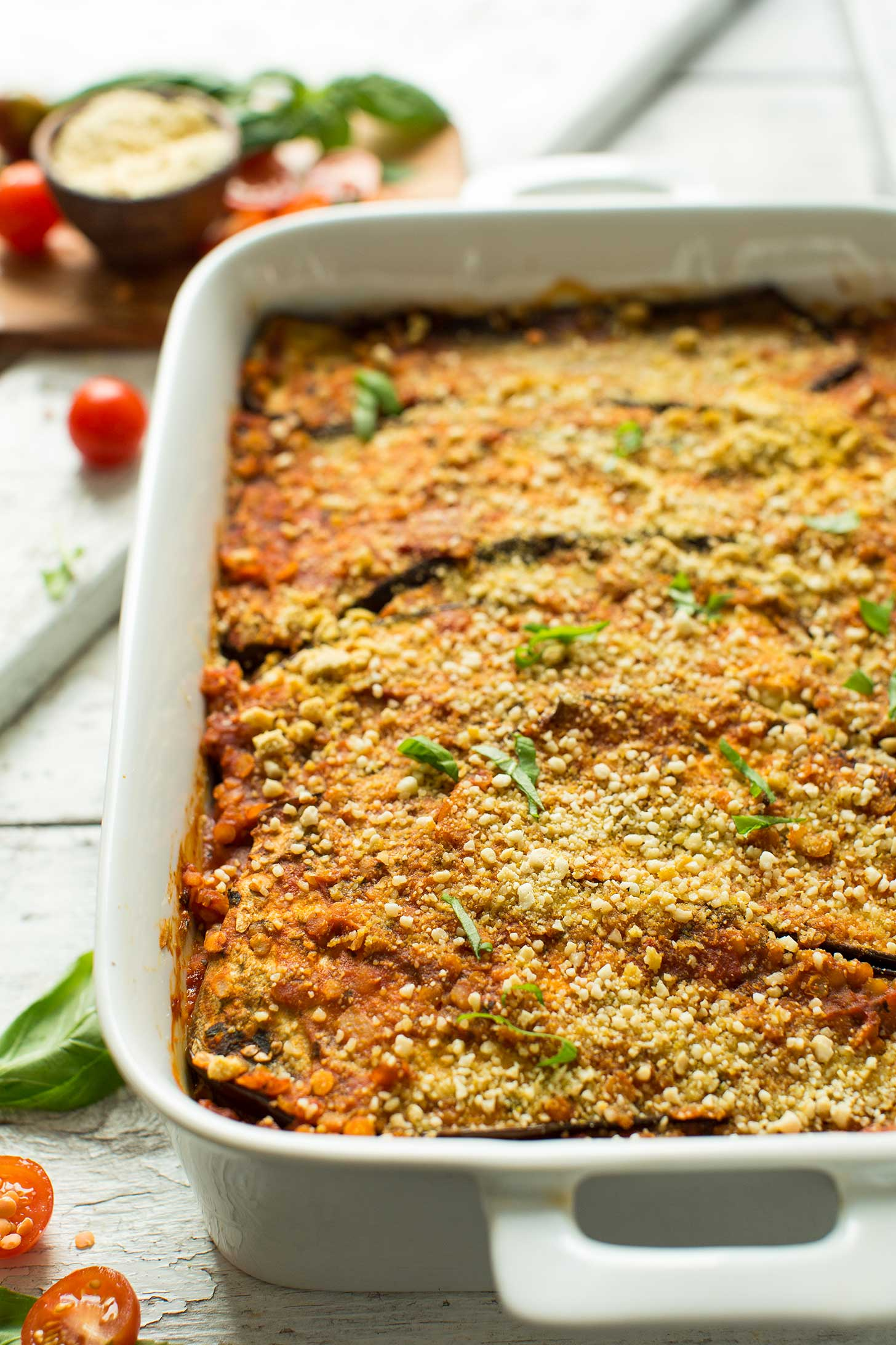 recipe: vegan lasagna recipe [34]